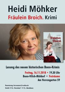 Plakat Heidi Möhker