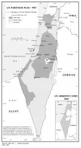 FN's delingsplan 1947