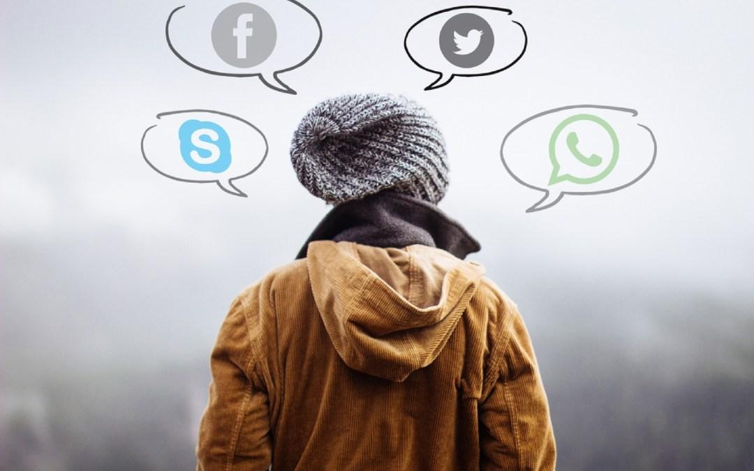 Pensée unique et réseaux sociaux, qui est l'oeuf, qui est la poule?