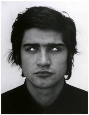 Giuseppe Penone, Rovesciare i propri occhi, 1970