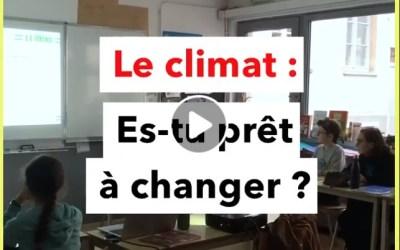 LeLabTV- Le climat : es-tu prêt à changer ?