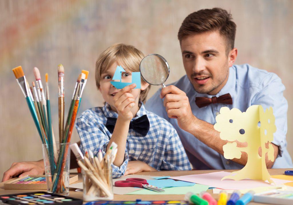 Le Smartsitting la garde d'enfants créative et montessori a paris