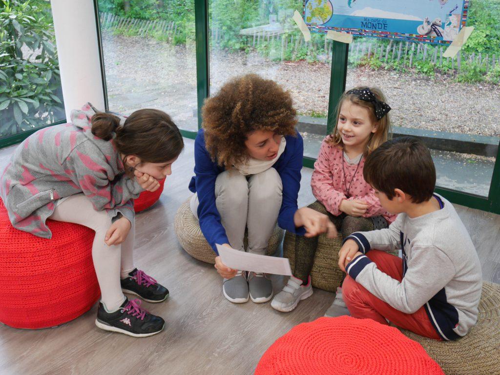 atelier enfant écologie