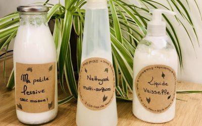 Nos 3 recettes de produits ménagers maison testées et approuvées