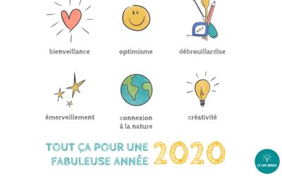 Pour 2020, on adopte des bonnes résolutions Zéro Déchet !