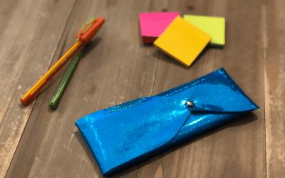 Tuto DIY : Fabrique ta super trousse pour la rentrée
