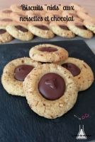 biscuits-noisettes-nids-goûter-chocolat-companion