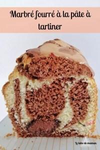 marbré companion pâte à tartiner