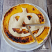 tarte courge halloween