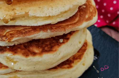 pancakes épais américains