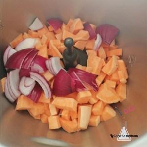 rosti patate douce 1