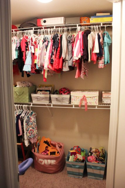 Child Closet Afte