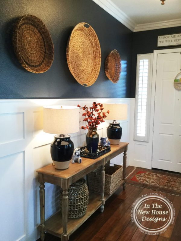 Love this gorgeous entryway!