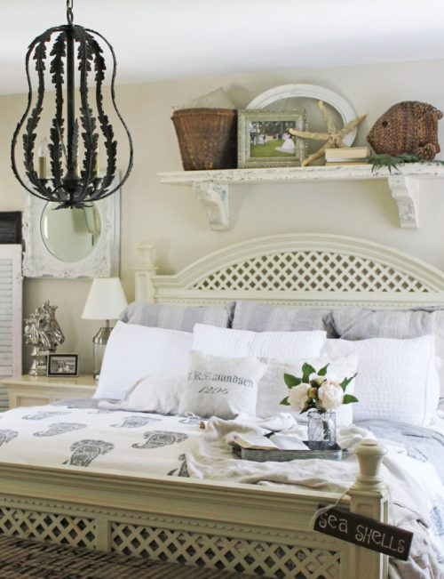 French Country Master Bedroom