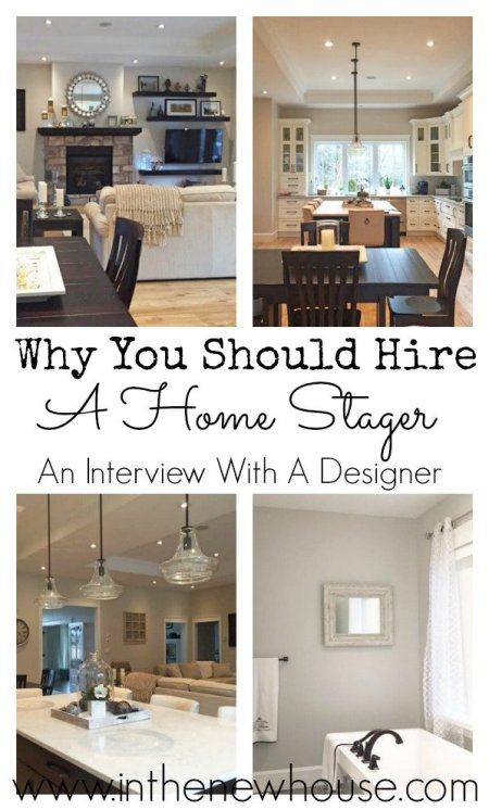 Read this exclusive interview with a professional designer about the benefits of hiring a home stager before you put your house on the market
