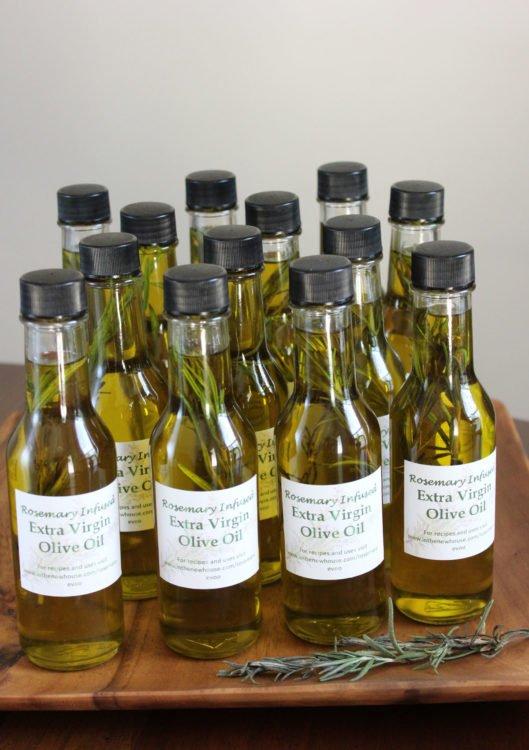 Rosemary Extra Virgin Olive Oil DIY Recipe