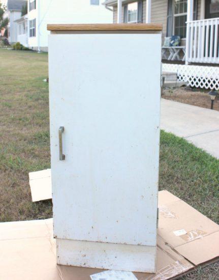 Old ReStore Cabinet