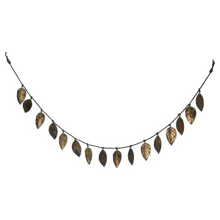 metal-leaf-garland
