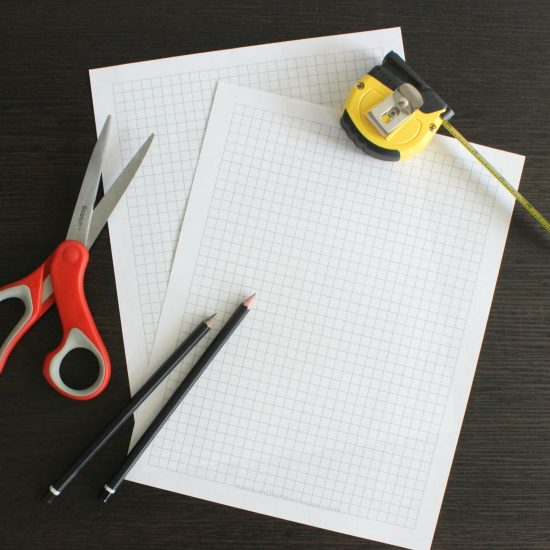 Free printable graph paper for room layouts