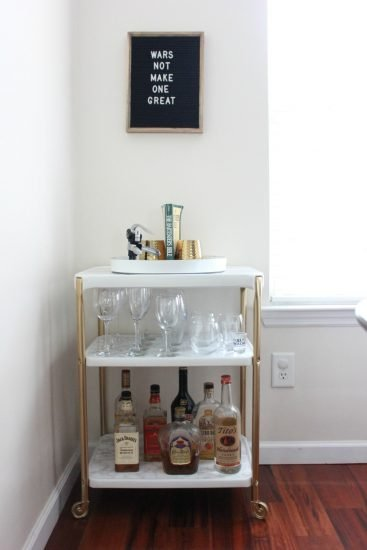 Star Wars Quote on DIY Letter Board