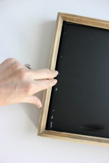 How to make a DIY Letter Board