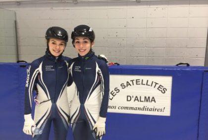 Alma Satellites pace skating membership: a qualified season in sight