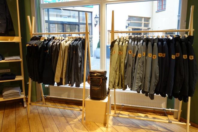 Vêtements Suède