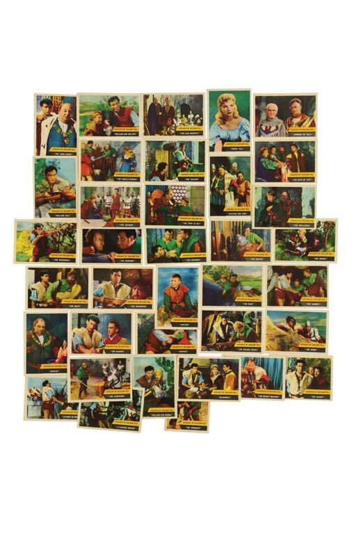 High Grade 1960 Exploits of William Tell A+ BC Complete ...