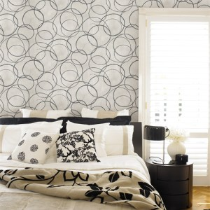 kitchen bed bath 4 schewe geometric wallpaper roomset