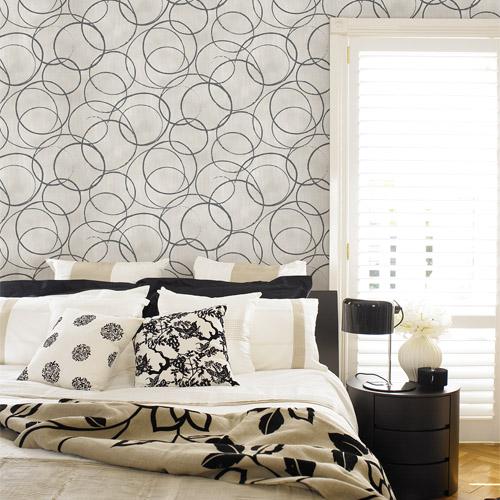 kitchen bed bath 4 schewe geometric wallpaper roomset