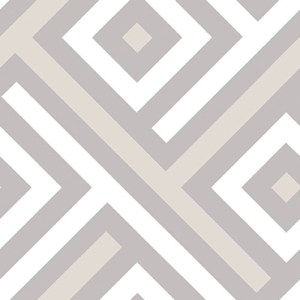 GT20308 geometric seabrook marble graphic squares wallpaper gray metallic pewter