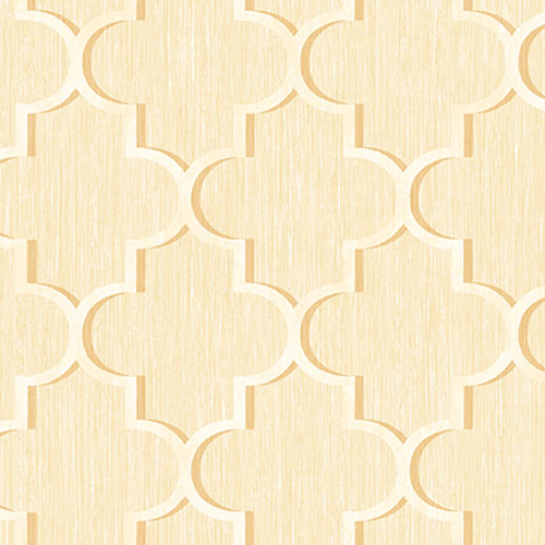 GT20605 geometric seabrook agate trellis wallpaper sand gold