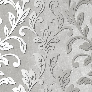 TX34843 texture style 2 contemporary ombre damask wallpaper gray