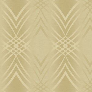 GA30803 gatsby graphic wave wallpaper gold