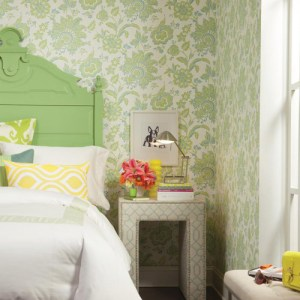 Pattern Play Arabella Floral Wallpaper Roomset