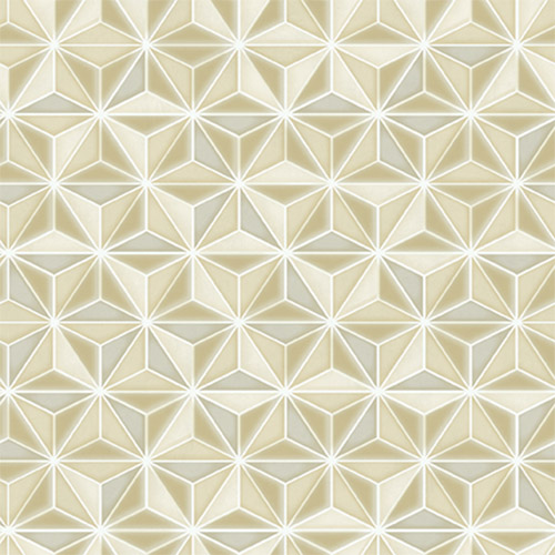 AV51408 Seabrook Avant Garde Einstein Geometric Wallpaper Beige