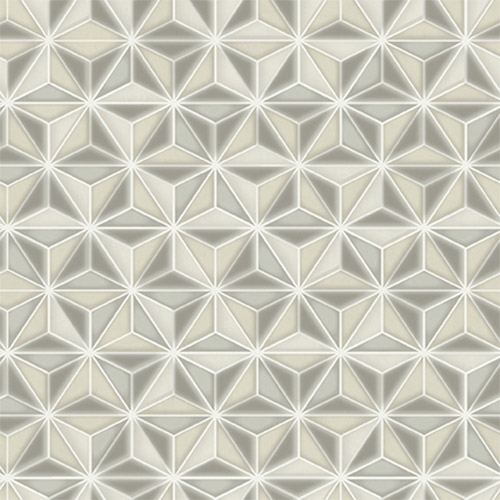 AV51408 Seabrook Avant Garde Einstein Geometric Wallpaper Gray