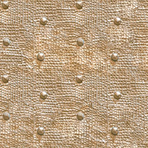 JP30908 Journeys Raleigh Hammered Metal Wallpaper Gold