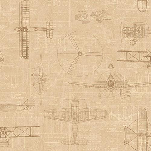 wright brothers biplane wallpaper