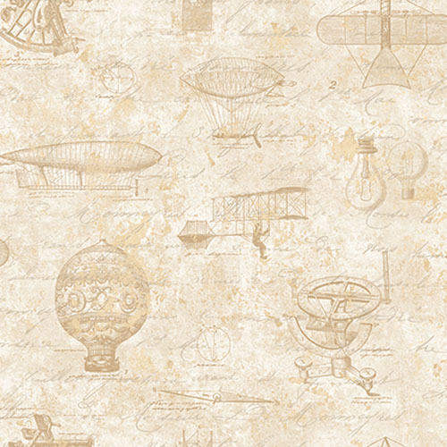 JP31505 Journeys Magellan Wallpaper Beige