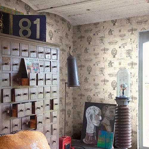 Journeys Magellan Wallpaper Roomset