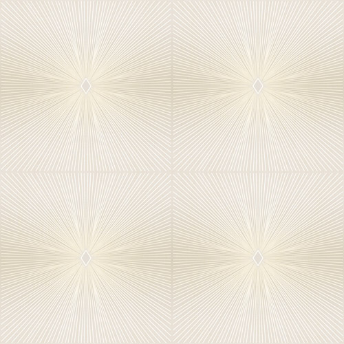 LD80710 Seabrook Lux Decor Melrose Wallpaper Neutral
