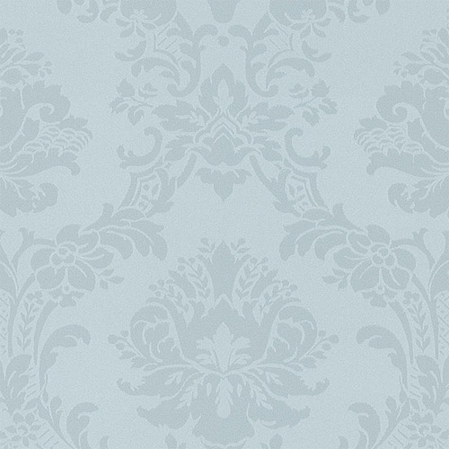 SL27538 Norwall Classic Silks 2 Traditional Wallpaper Ice Blue