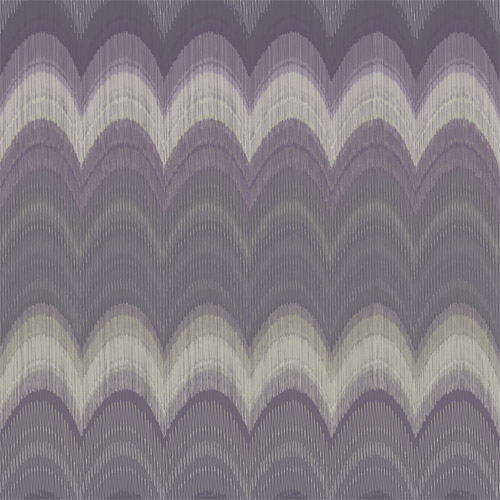 2671-22446 Brewster Kenneth James Azmaara August Wave Wallpaper Purple
