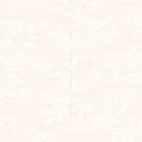 NE50800 Seabrook Nouveau Luxe Couture Leaf Scroll Wallpaper Pale Gray
