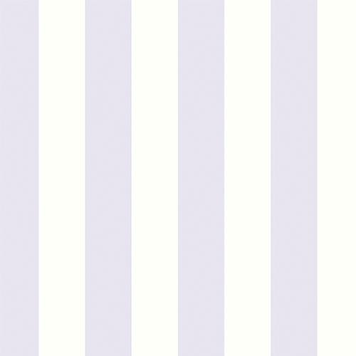 RG35700 Patton Wallcoverings Rose Garden 2 Classic Stripe Wallpaper Purple