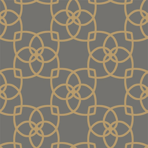 Y6200204 York Wallcoverings Dazzling Dimensions Wallpaper Gunmetal