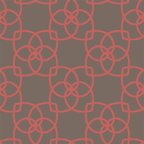 Y6200206 York Wallcoverings Dazzling Dimensions Wallpaper Persimmon