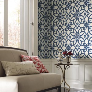 York Ronald Redding Legacy Antiquity Wallpaper Roomset