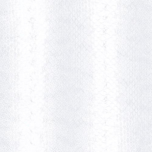 G67431 Patton Wallcoverings Natural FX Snakeskin Wallpaper White